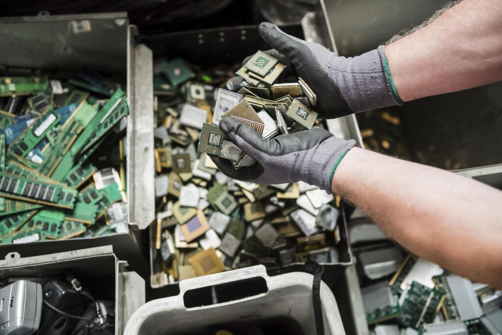 Centro de Recilado de Computadoras  reciclaje de equipos de computo  centro de recoleccion