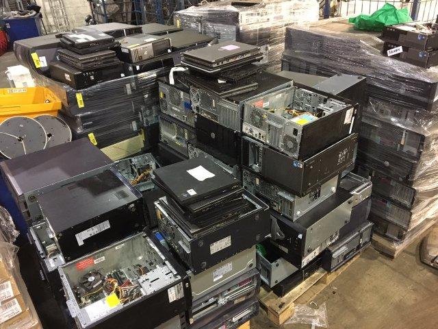 Lote Computadoras